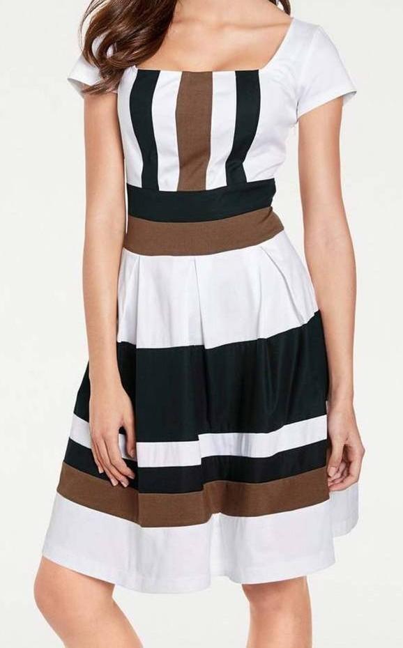dress-black-white
